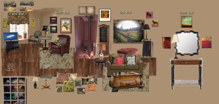 living room -  rugblog